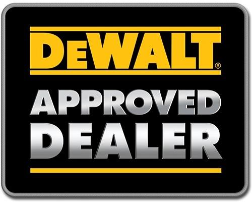 DeWALT approved dealer