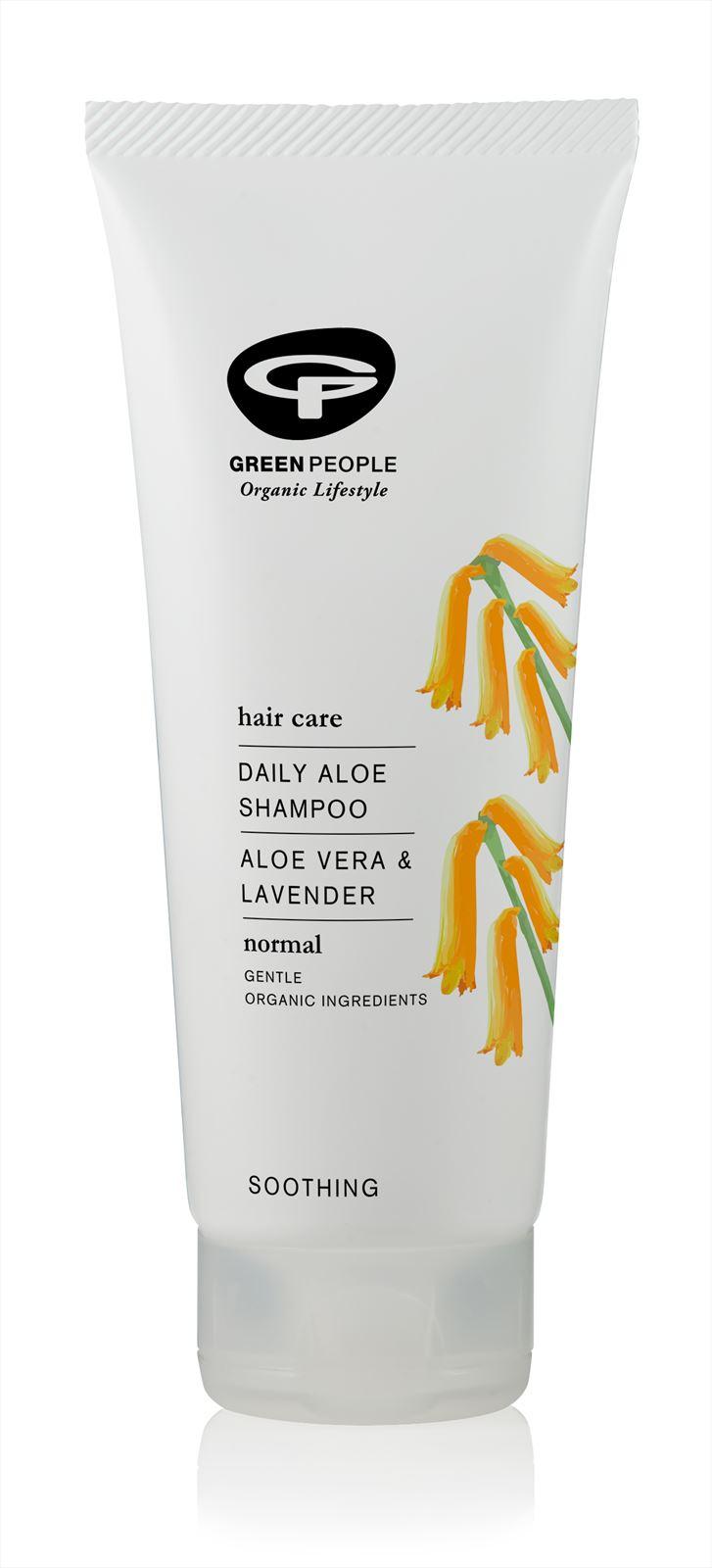 SLS vrije shampoo