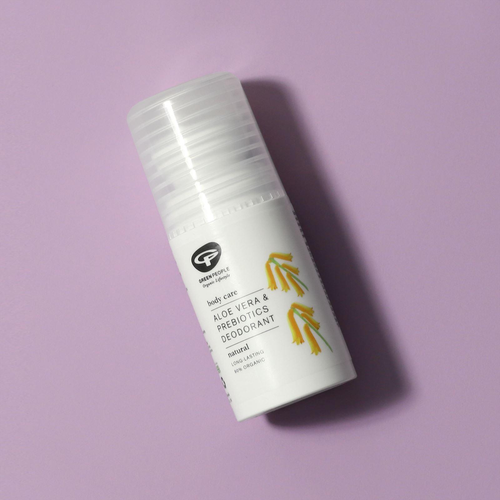 deodorant gevoelige huid