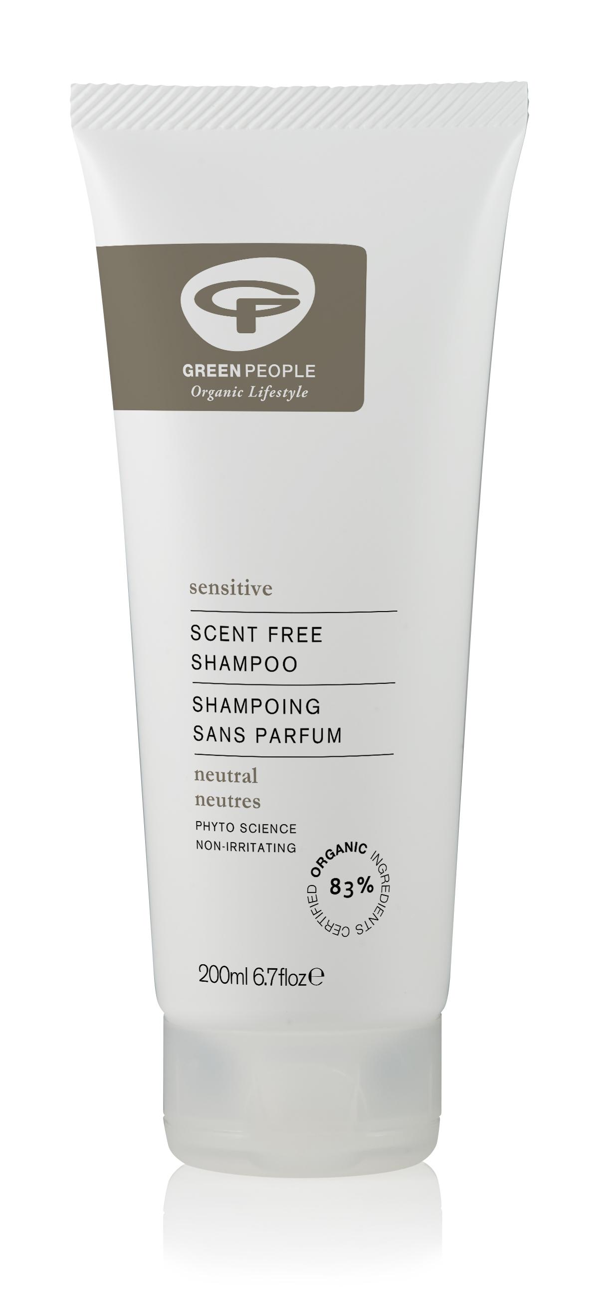 Green People shampoo