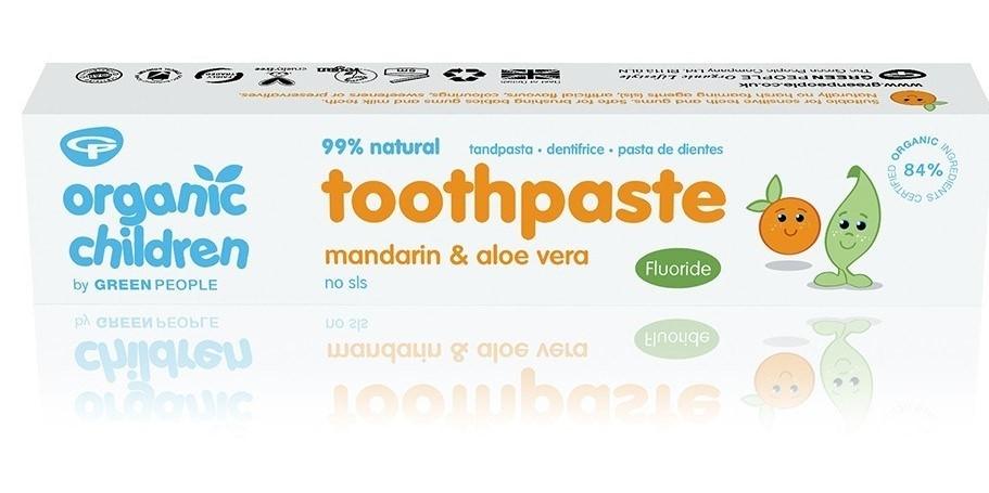 tandpasta kids fluoride