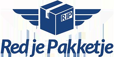 RedJePakketje logo