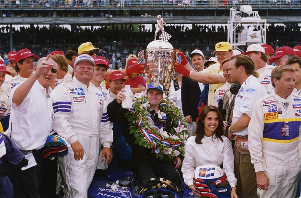 Indy500 winst