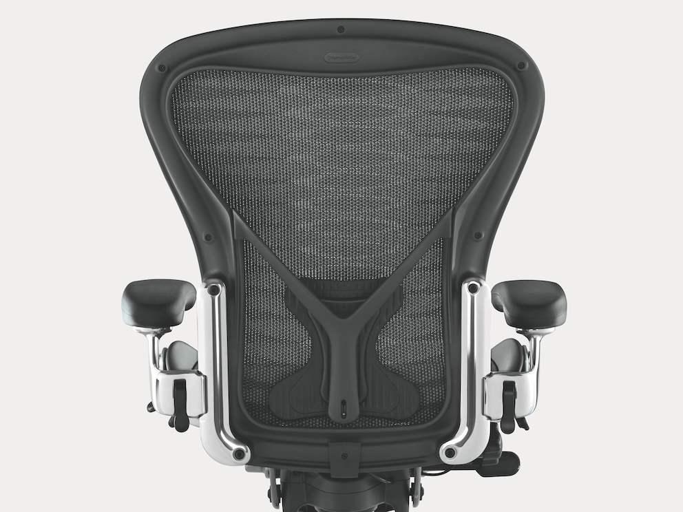 Herman Miller Aeron stoel