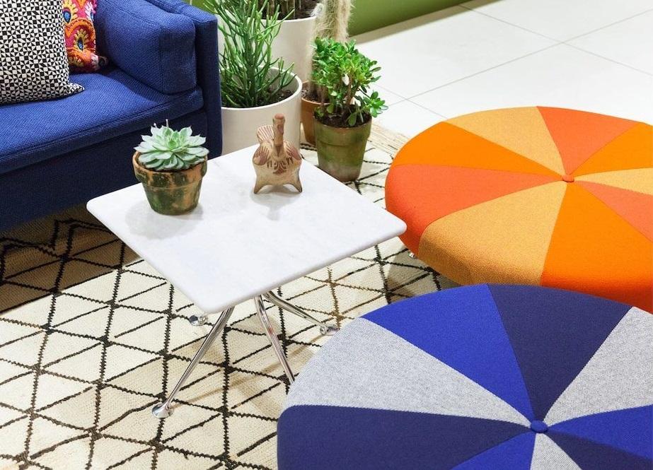 Ontwerp lounge banken en stoelen